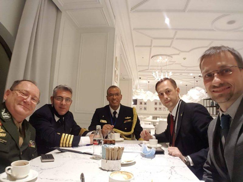 Николаевская «Зоря»-«Машпроект» представила свою продукцию официальной бразильской делегации (ФОТО)