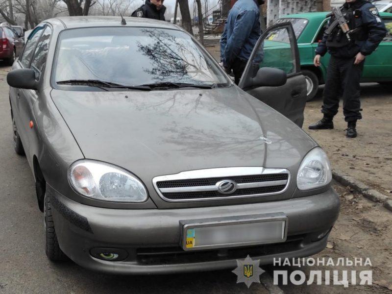 В Николаеве пьяный мужчина угнал Dewoo sens (ФОТО)