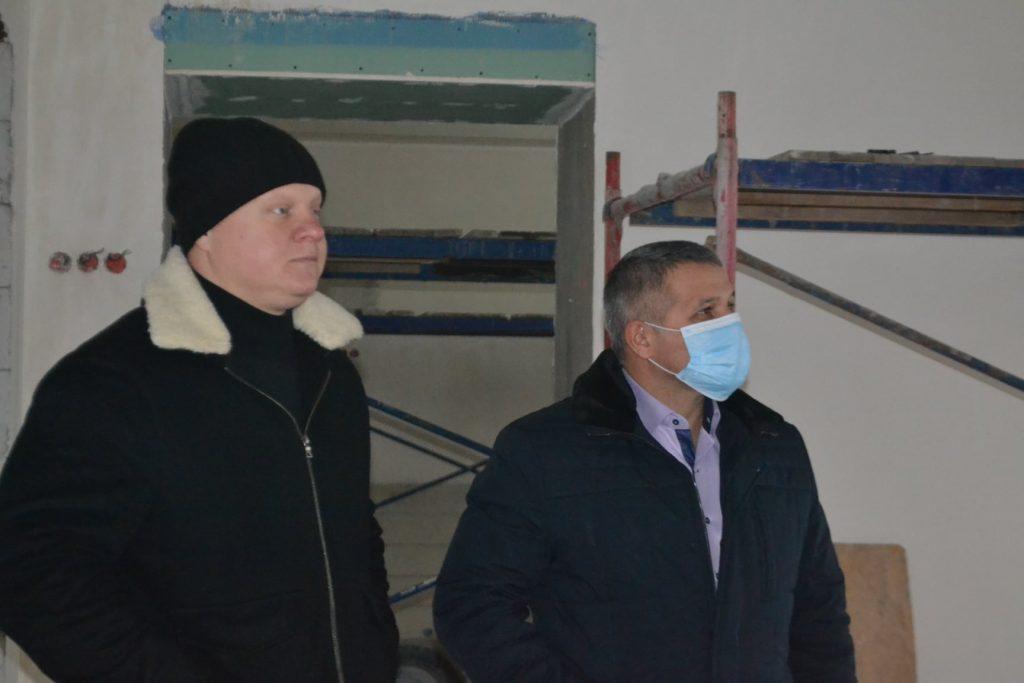 Работы в Николаевском шахматном клубе должны быть завершены до конца января - губернатор (ФОТО) 1