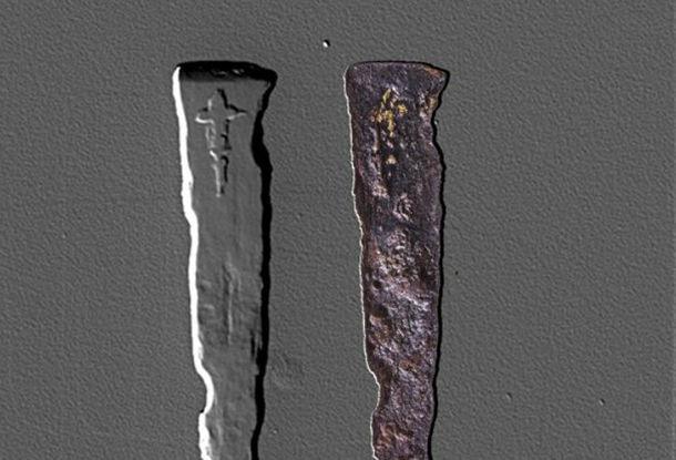 В Чехии нашли гвоздь из креста, на котором был распят Иисус (ФОТО)