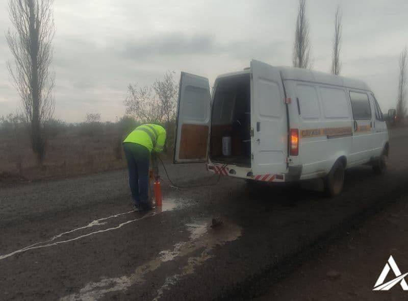 Подрядчики, ремонтирующие дороги на Николаевщине, исправят дефекты за свой счет (ФОТО)