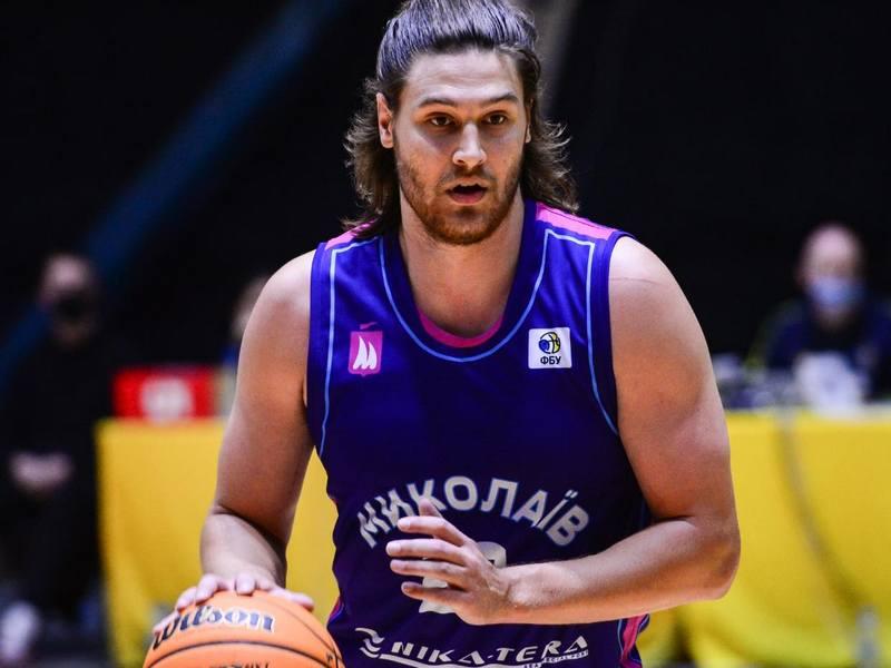 Центровой МБК «Николаев» Нейтан Эдриан стал лидером по набранным очкам в Суперлиге Париматч