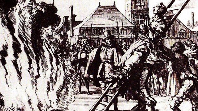 Главное вовремя: Немецкая церковь, наконец, извинилась за сожжение ведьм после 400 лет молчания