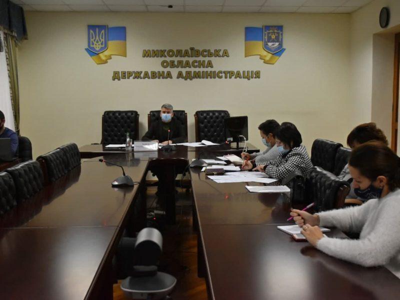 До конца года в больницах Николаевской области будет 1306 точек доступа к кислороду