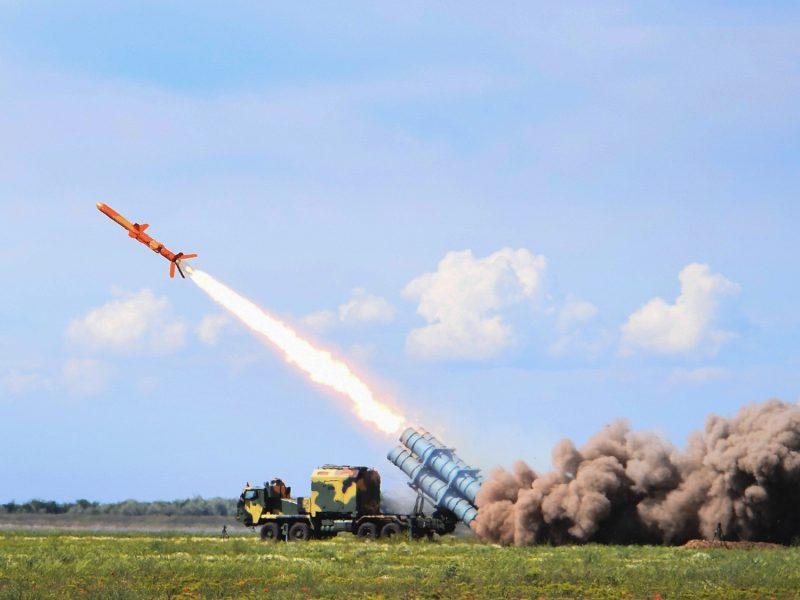 В 2021 году украинские войска получат «Нептун» — контракт подписан