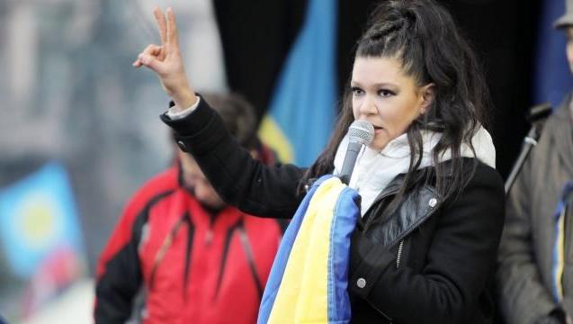 Для защиты авторских прав: в Украине создан союз музыкантов, который возглавила Руслана