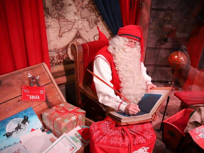 МИД Финляндии заверяет: Санта-Клаус доставит все подарки на Рождество, несмотря на коронавирус