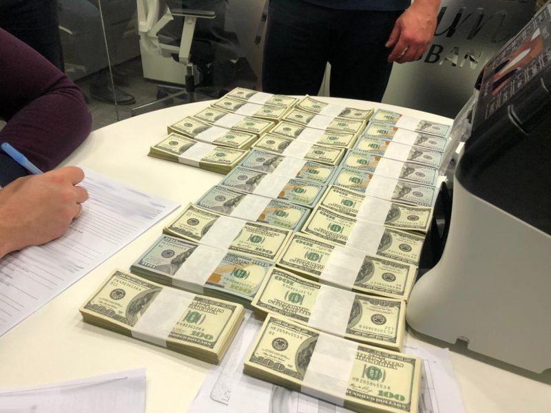 На взятке $250 тыс. задержан один из руководителей порта «Черноморск»