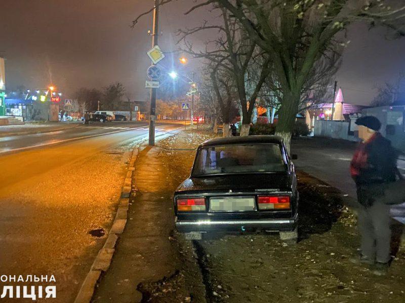 В Николаеве на пешеходном переходе сбили девушку