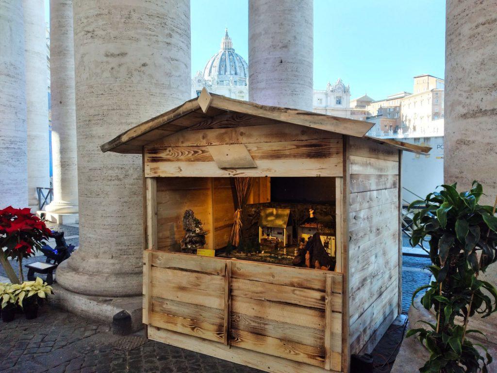 Дух Рождества. Украинский вертеп стал частью выставки в Ватикане (ФОТО) 9