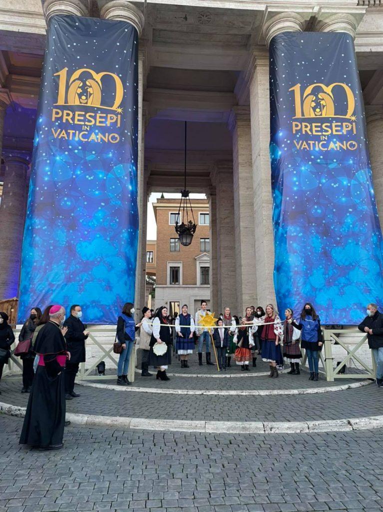 Дух Рождества. Украинский вертеп стал частью выставки в Ватикане (ФОТО) 11
