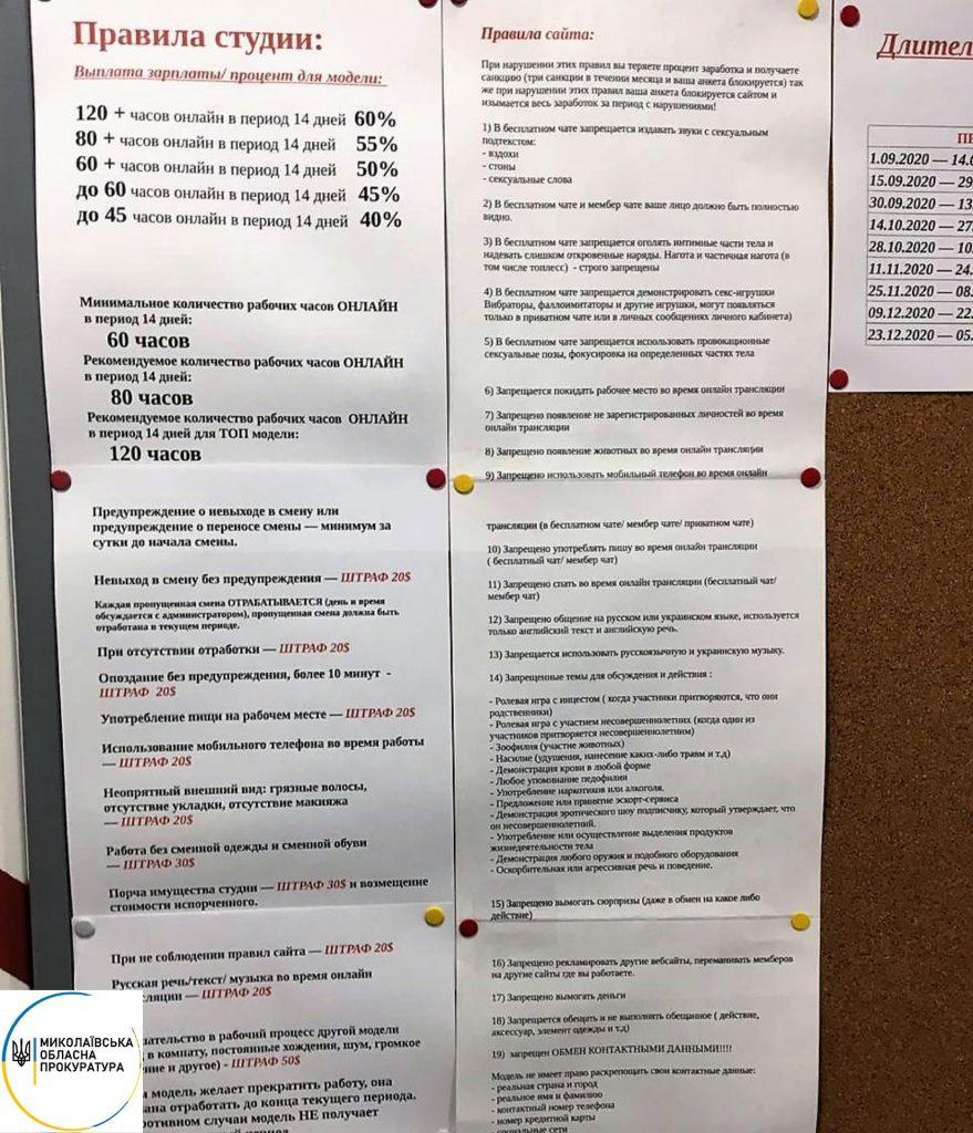 Пара николаевцев устроила онлайн-порностудию в арендованном офисе (ФОТО) 1