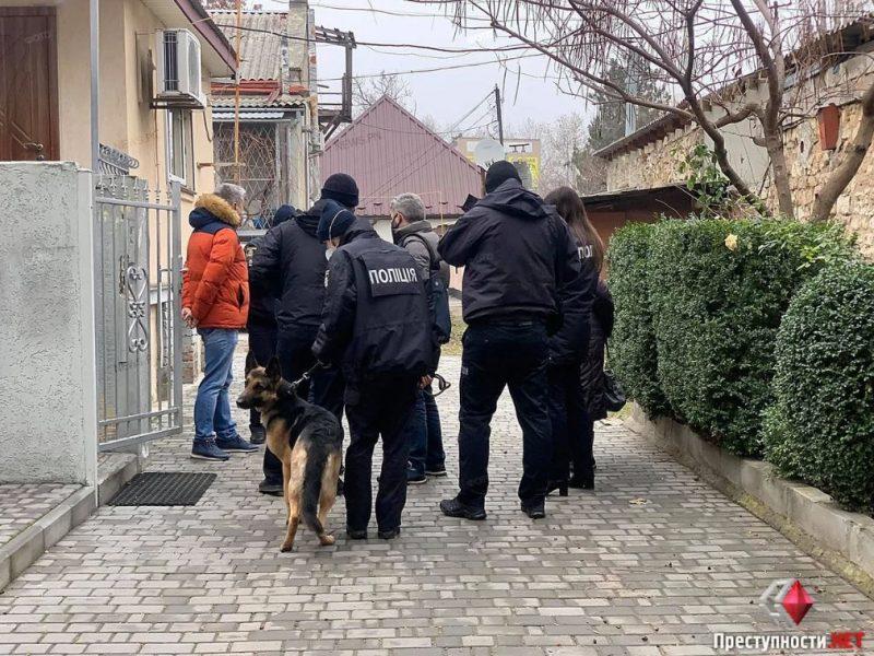 """В офисе ЛГБТ-сообщества в Николаеве бомбы не нашли. Но ищут """"бомбиста"""""""
