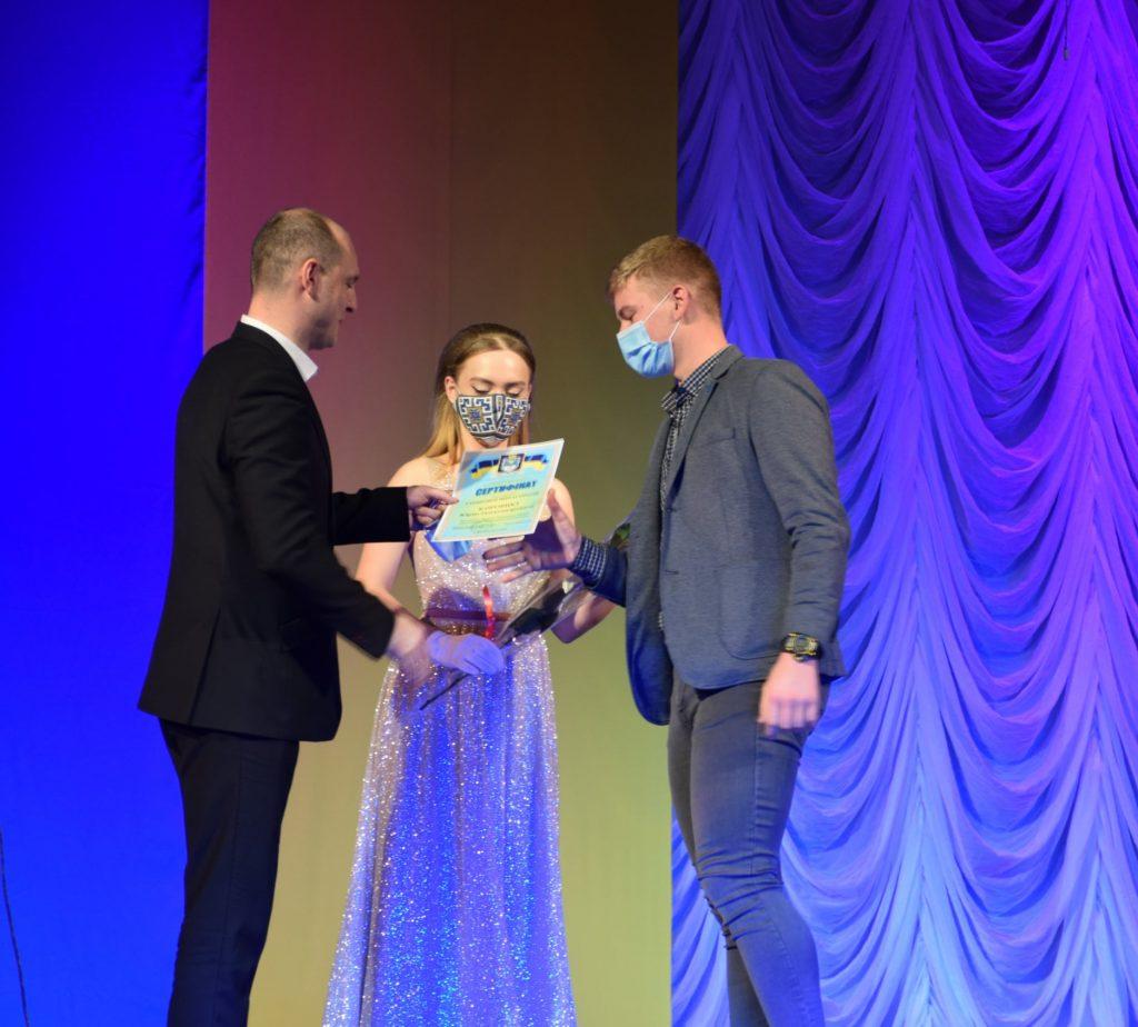 В Николаеве чествовали «Лауреатов спортивного года - 2020» (ФОТО) 5