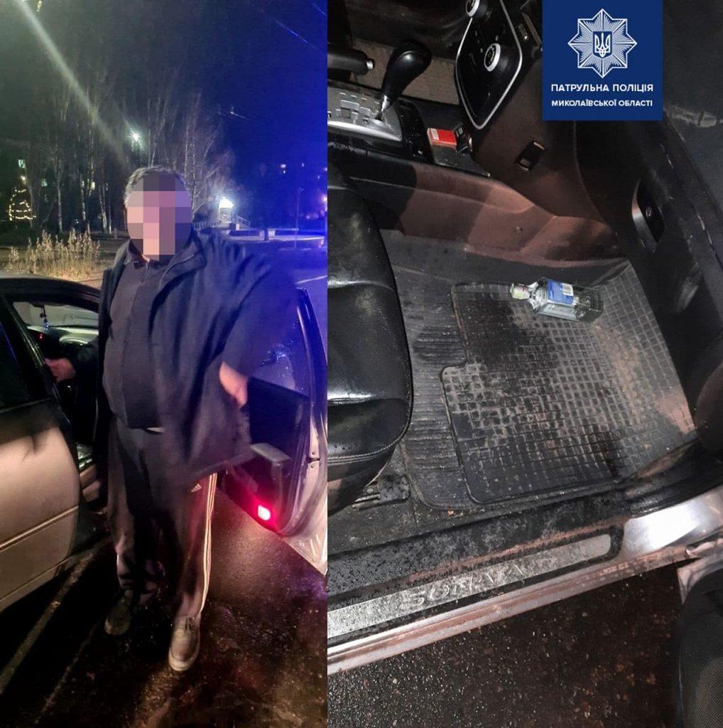 ДТП с легковушкой и маршруткой в Николаеве: водитель легковушки был пьян (ФОТО) 5