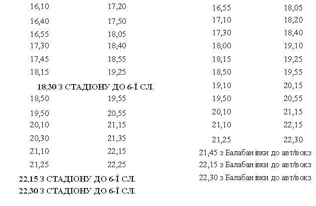 Трамваи и троллейбусы в новогоднюю ночь в Николаеве будут ходить до часу ночи (ГРАФИКИ ДВИЖЕНИЯ) 9