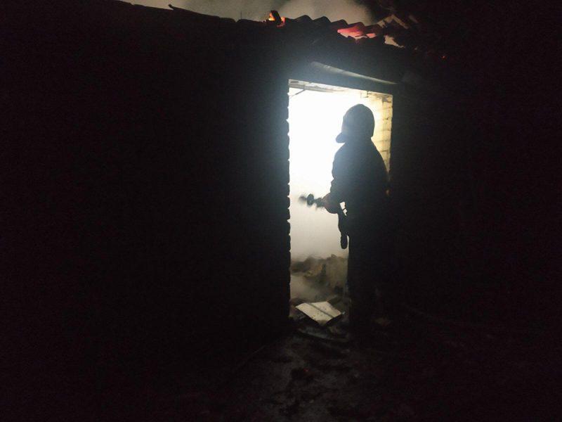 Вчера вечером пожарные Николаева спасли семейную пару в Терновке (ФОТО)