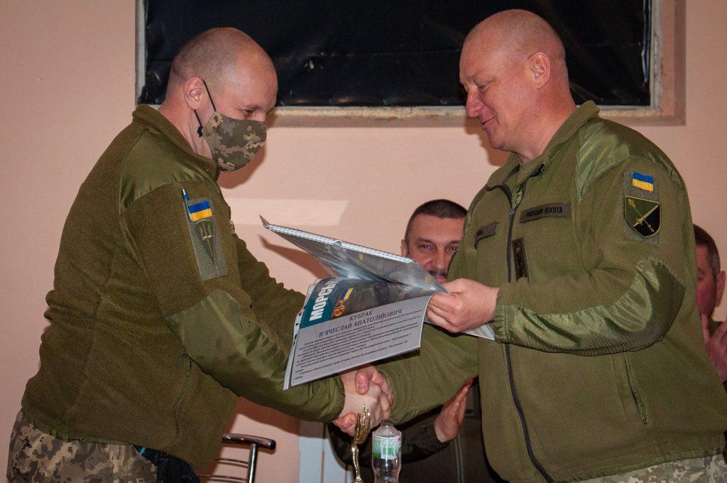 Лучшие в Украине морпехи служат в николаевской бригаде (ФОТО) 5