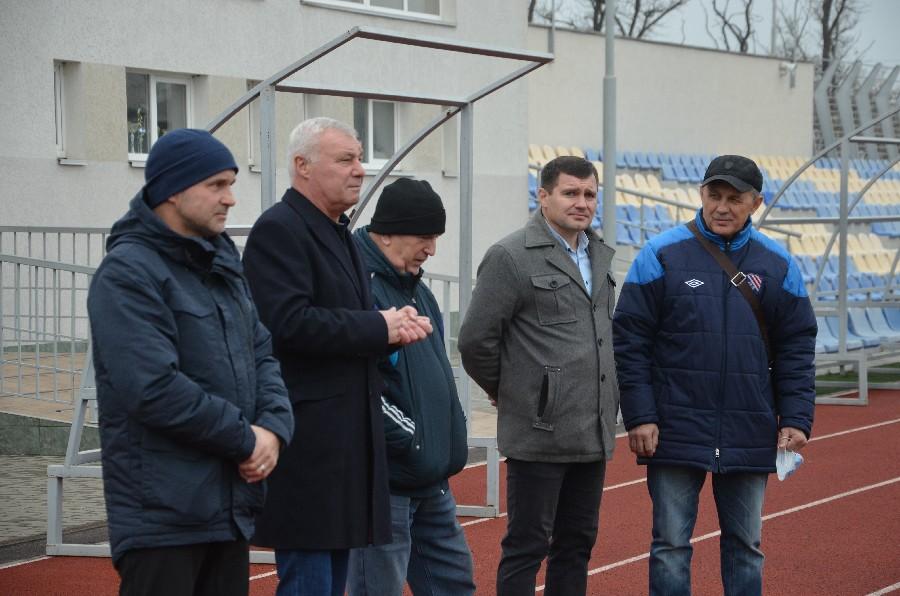 Вице-президент УАФ в Николаеве пообещал поддержку в вопросе передачи стадиона в парке Победы в городскую коммунальную собственность (ФОТО) 3