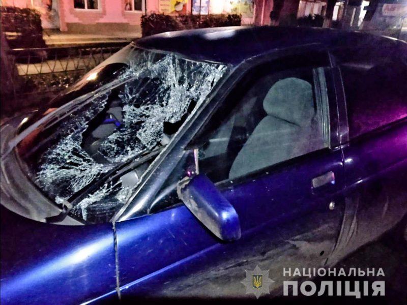 На трассе «Николаев-Одесса» ВАЗ сбил пешехода на переходе
