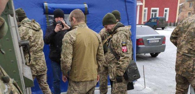 Из плена боевиков удалось освободить бойца ВСУ (ФОТО)