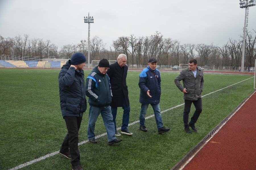 Вице-президент УАФ в Николаеве пообещал поддержку в вопросе передачи стадиона в парке Победы в городскую коммунальную собственность (ФОТО) 5