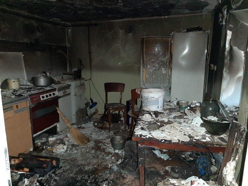 В Веселиново взорвался газовый баллон, а в Воскресенском на ходу загорелась «шестерка» (ФОТО)