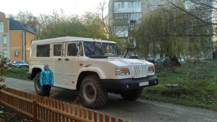 В Украине умелец создал внедорожник на базе ГАЗ-66, но с двигателем Мерседеса (ФОТО, ВИДЕО) 5