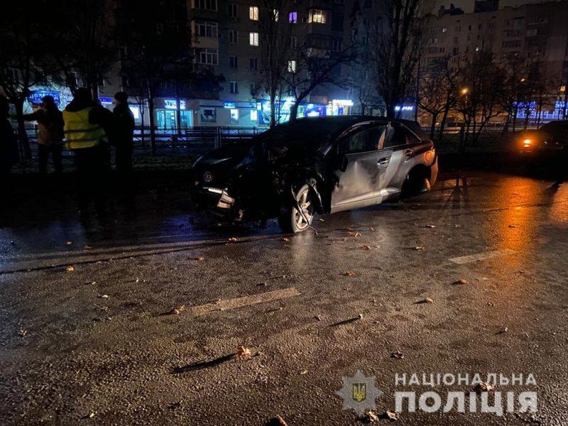 В Николаеве произошло ДТП с призраком. Полиция выясняет, кто управлял авто (ФОТО)