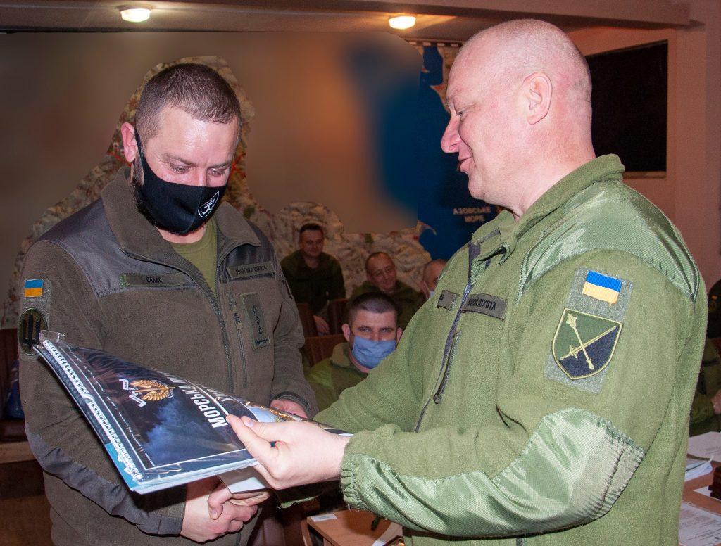 Лучшие в Украине морпехи служат в николаевской бригаде (ФОТО) 1