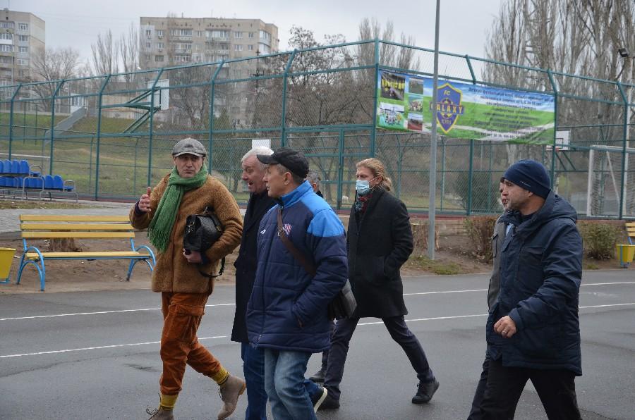 Вице-президент УАФ в Николаеве пообещал поддержку в вопросе передачи стадиона в парке Победы в городскую коммунальную собственность (ФОТО) 9