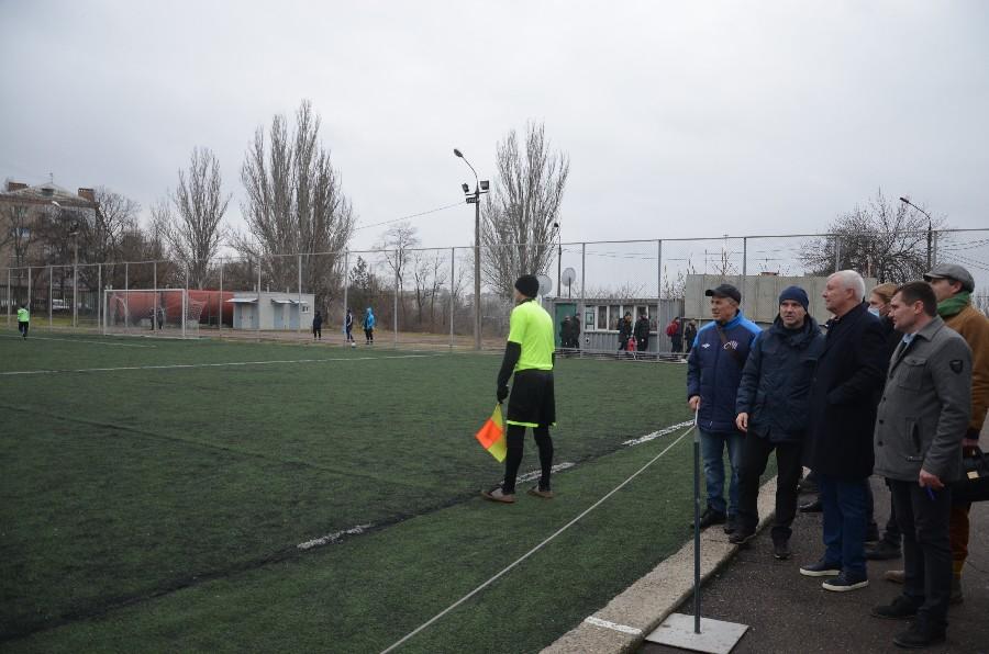 Вице-президент УАФ в Николаеве пообещал поддержку в вопросе передачи стадиона в парке Победы в городскую коммунальную собственность (ФОТО) 11