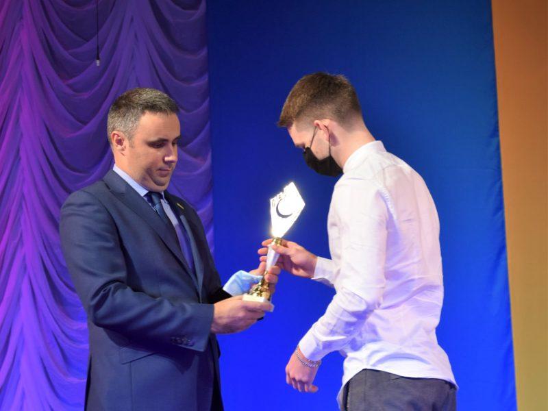 В Николаеве чествовали «Лауреатов спортивного года — 2020» (ФОТО)
