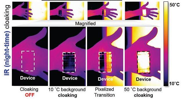 """Ужас. Ученые создали """"искусственную кожу"""", которая делает солдат невидимыми (ФОТО)"""