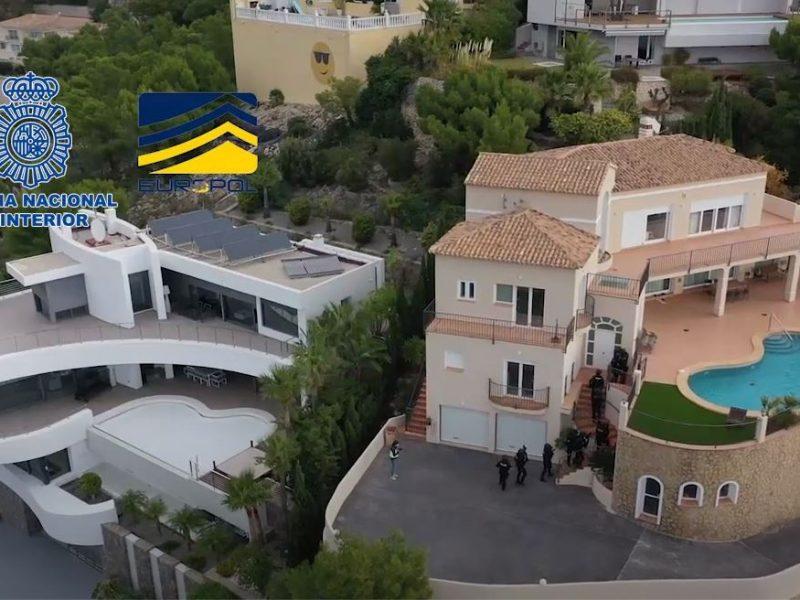 В Испании провели спецоперацию против русской мафии – самую масштабную за 10 лет (ВИДЕО)