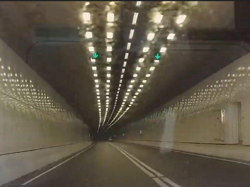 В Гонконге построили подводный тоннель – 60 м под морским дном (ВИДЕО)