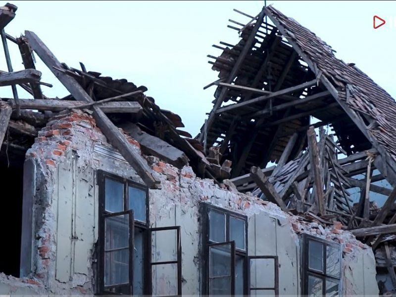 Еще 3 землетрясения в Хорватии. Сейсмологи говорят — это еще не все (ВИДЕО)