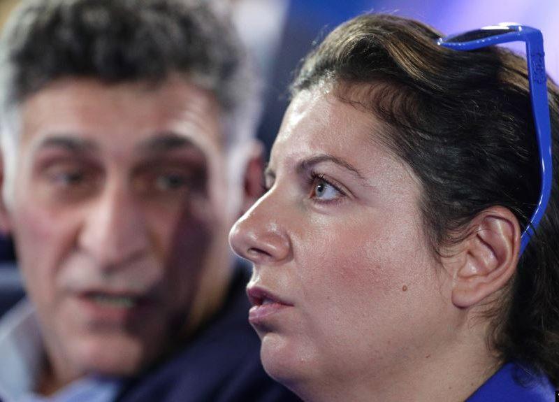 Британское издание The Times обвинило российских пропагандистов Кеосаяна и Симоньян в расизме