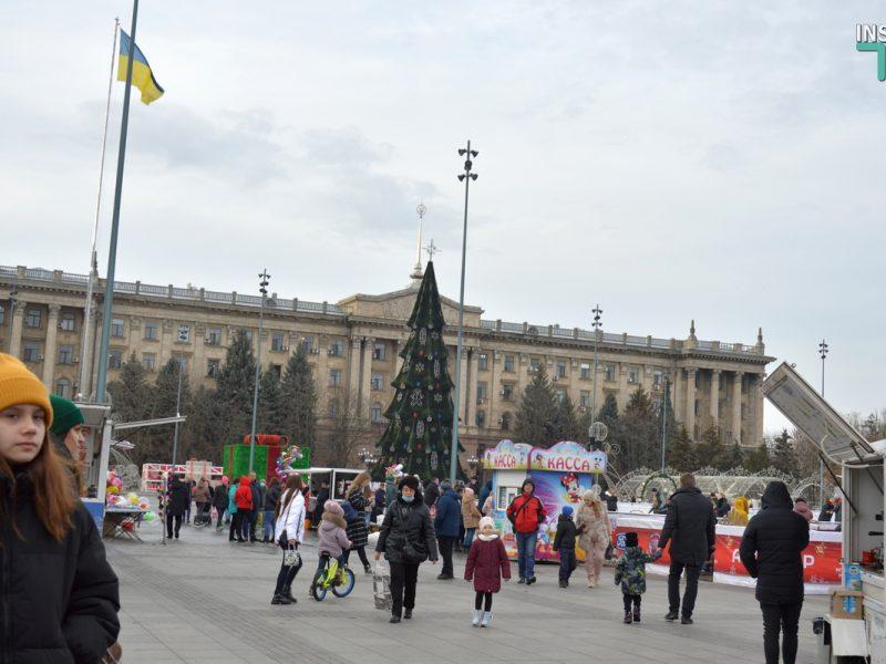 Николаев готовится к встрече 2021 года – репортаж с Соборной площади (ФОТО и ВИДЕО)