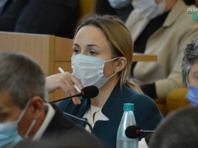 Экс-главе Николаевского облсовета Виктории Москаленко облгосадминистрация нашла работу. Но неизвестно, предпочтет ли она ее или деньги