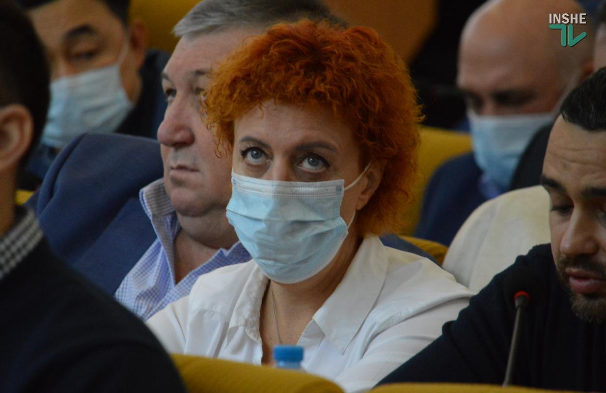 Главврач Николаевской «инфекционки» написала заявление об уходе и спросила у подписчиков в Фейсбук, везти ли ей это заявление в облсовет (ФОТО) 5