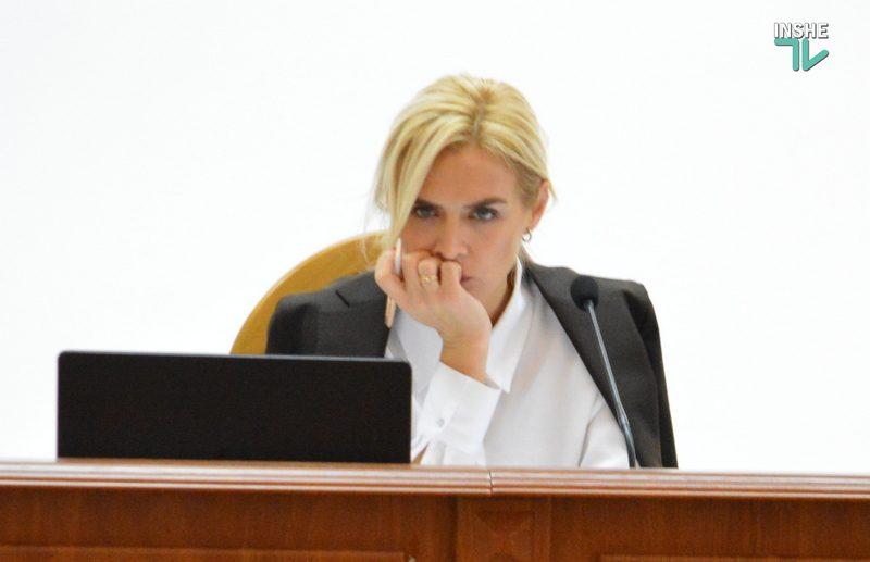 Миллионы и партнеры-благотворители Анны Замазеевой, – декларация главы Николаевского облсовета