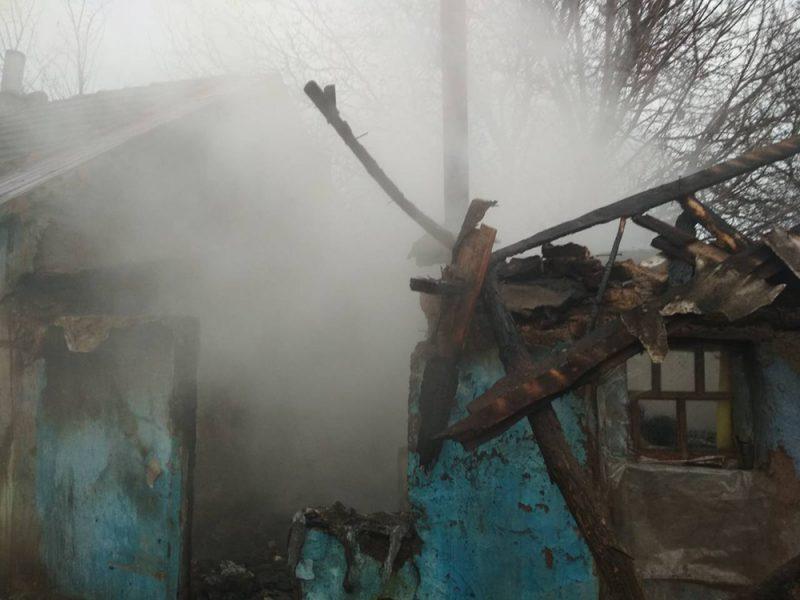 На Николаевщине горит жилье – 3 пожара за сутки (ФОТО)