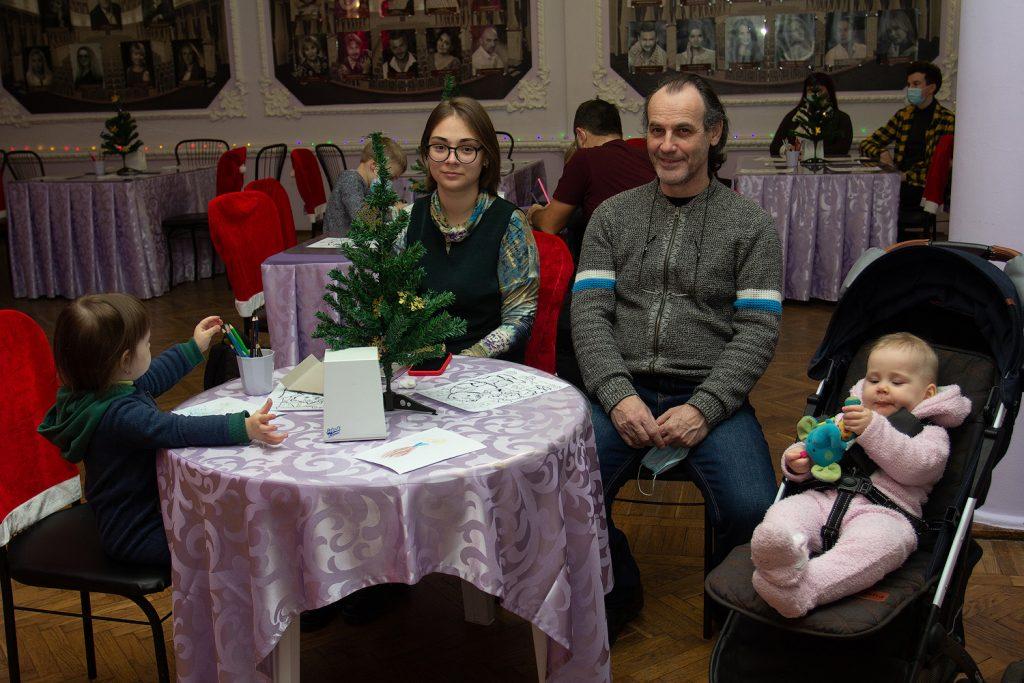 В Николаевском русском драмтеатре открыли Детскую театральную комнату (ФОТО) 3