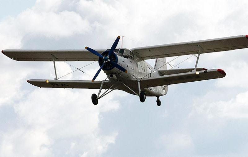 """СЕТАМ отдает даром конфискованный самолет """"из книги рекордов Гиннеса"""""""