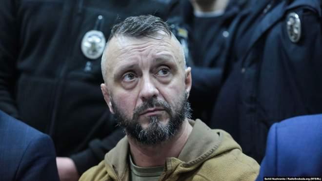 Дело Шеремета: Антоненко оставили под стражей до 2 апреля