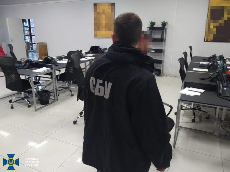СБУ в Одессе блокировала сеть call-центров, обслуживающий бизнес террористов (ФОТО)