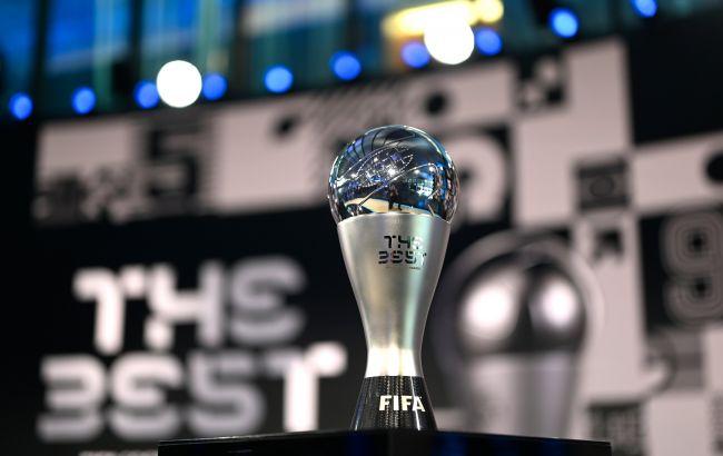 ФИФА назвала лучшего футболиста года (ВИДЕО)