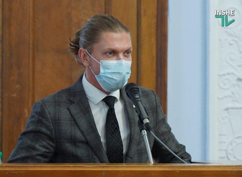 «Это доверие мэру Сенкевичу»: губернатор дал оценку избранию секретаря Николаевского горсовета (ВИДЕО)