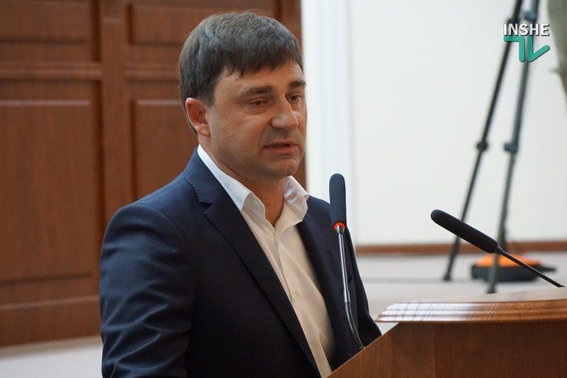 Первым замглавы Николаевского облсовета стал представитель ОПЗЖ Владимир Фроленко